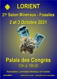 Mineralogische en paleontologische tentoonstelling en verkoop