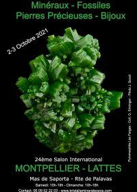 24e internationale sieradenbeurs voor fossiele mineralen