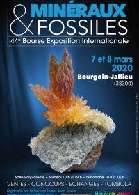 44e minerale en fossiele uitwisseling en uitwisseling