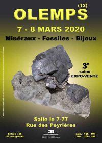 3e beurs voor sieraden van fossiele mineralen