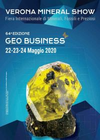 Internationale tentoonstelling van fossiele en kostbare mineralen