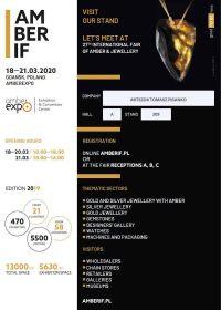 Internationale tentoonstelling van barnsteen, sieraden en edelstenen