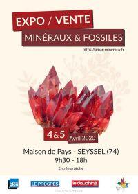 13e editie verkoop van mineralen en fossielen