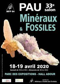 33e show voor mineralen en fossielen