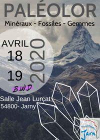 De 5e editie van de show Fossil Minerals and Jewelry