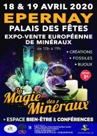Europese beurs voor mineralen, wellnessruimte