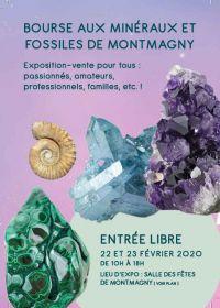 34e minerale en fossiele uitwisseling