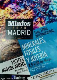 1e internationale beurs voor mineralen, fossielen en sieraden