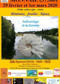 34e beurs voor mineralen en fossielen