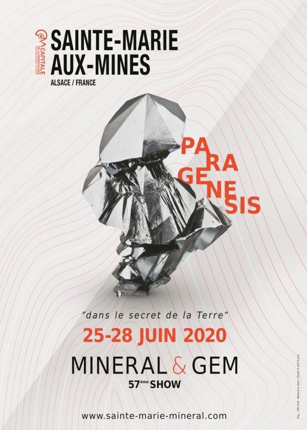 GEANNULEERD 57e internationale tentoonstelling over mineralen en edelstenen