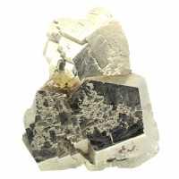 Dodecaëdrische pyriet