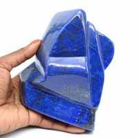 Grote Lapis-lazuli steen voor verzameling