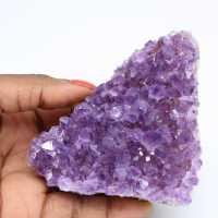 Gekristalliseerde amethist