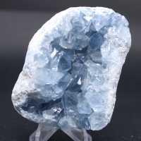 Blok van natuurlijke Celestite-kristallen