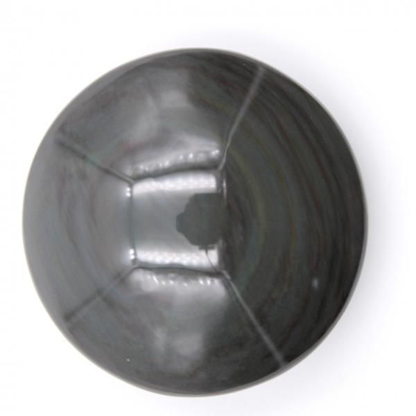 Obsidiaan kiezelsteen