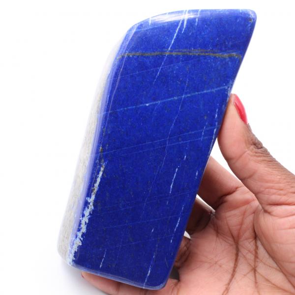Lapis Lazuli vrije vorm