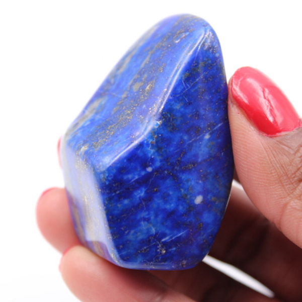 Lapis lazuli steen