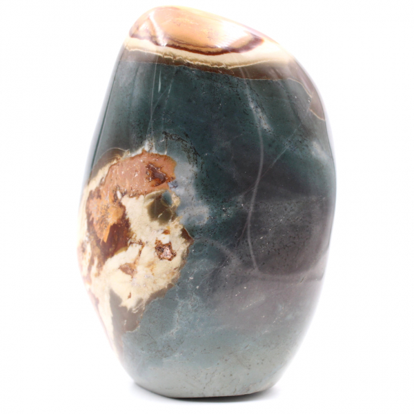1,5 kilo decoratieve steen bedrukte jaspis