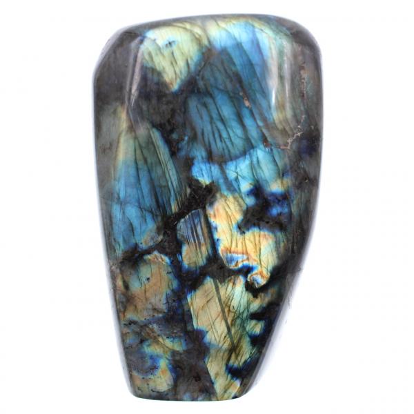 Blauwe labradoriet gele siersteen