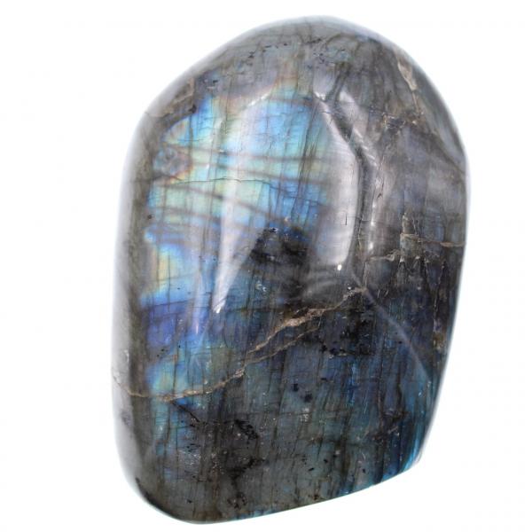 Labradoriet stenen blok
