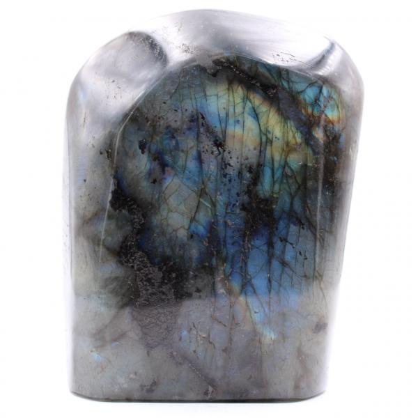 Labradoriet met veelkleurige reflecties voor ornament