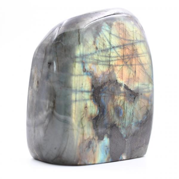 Labradoriet gepolijste steen