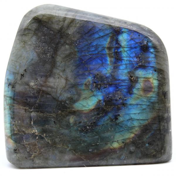 Decoratieve labradoriet steen