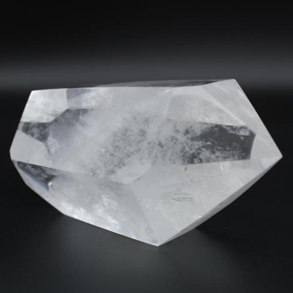Bergkristal prisma