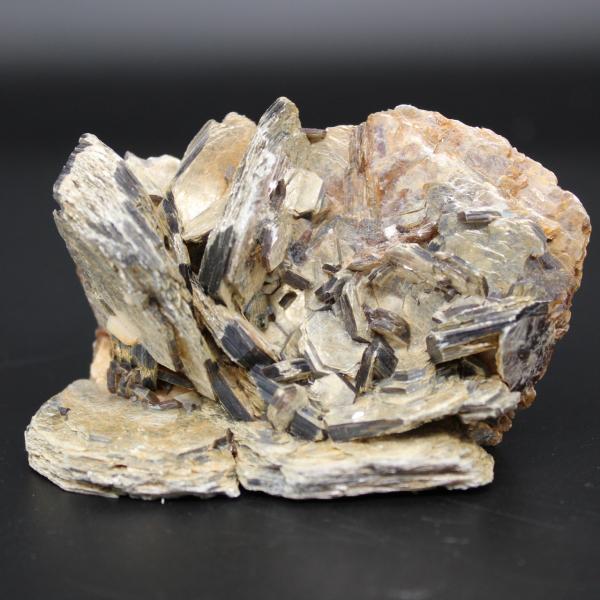 Groep micakristallen