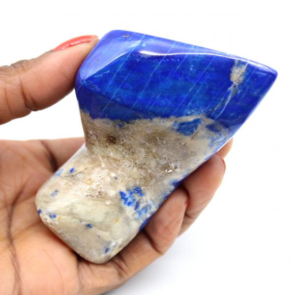 Verzamelsteen in Lapis-lazuli