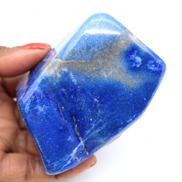 Lapis-lazuli stenen decoratie