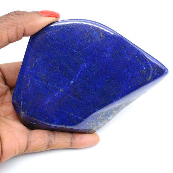 Natuurlijk lapis lazuli blok