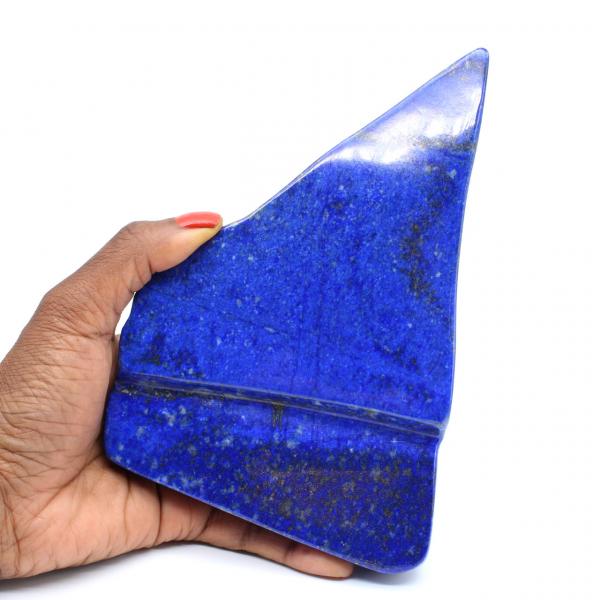 Lapis lazuli voor decoratie
