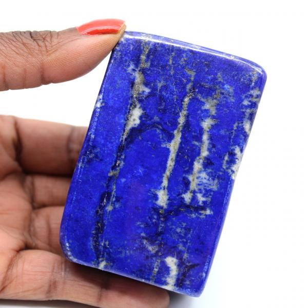 Collector's gepolijste lapis lazuli