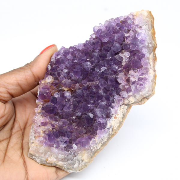 Uruguayaanse amethist kristallisatie